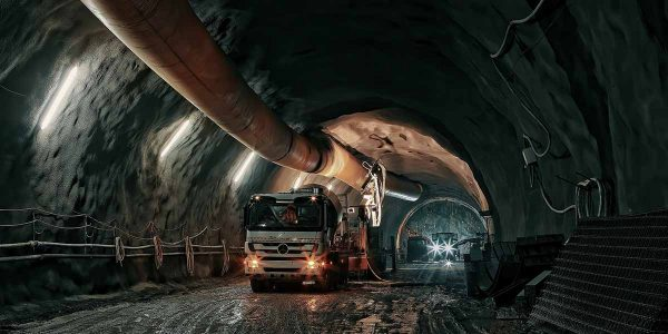 A Shift From Mining To Infrastructure